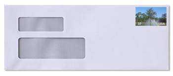 2-Window Envelope